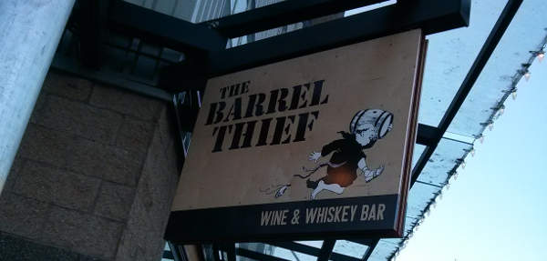 The Barrel Thief