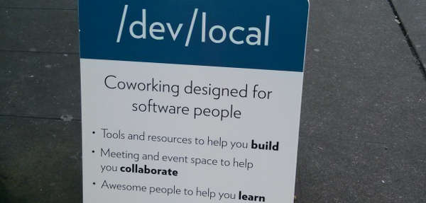 dev/local sign